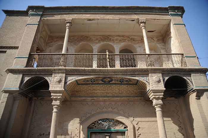 خانه تاریخی شاکری  قم مرمت و احیا می شود