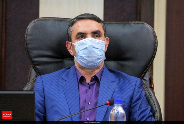 رعایت نکردن پروتکلهای بهداشتی در بین اصناف استان اسفبار است / برگزاری هرگونه همایش، تجمع و راهپیمایی اربعین ممنوع است
