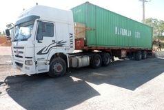 توقیف دانگ فنگ با یک میلیارد و 500 میلیون ریال کالای قاچاق