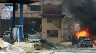 انفجاری مهیب چند کشته و زخمی برجای گذاشت+عکس