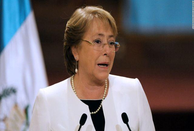 رئیسجمهور سابق شیلی، رئیس کمیساریای عالی حقوقبشر سازمان ملل شد