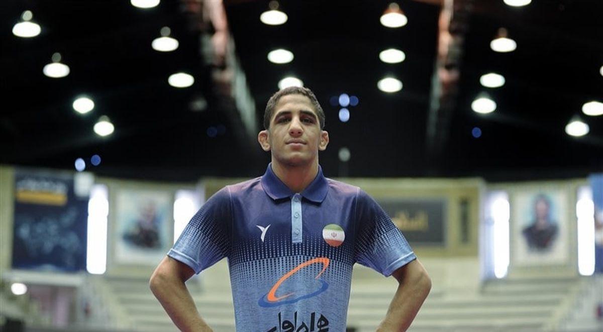 رحمان عموزاد خلیلی به مدال طلا دست یافت