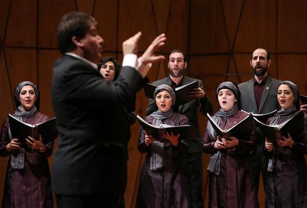 پنجمین شب سی و چهارمین جشنواره موسیقی فجر-تالار رودکی