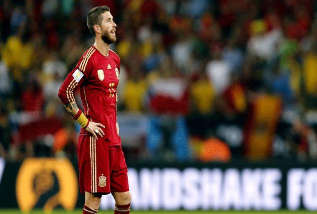 نخستین واکنش کاپیتان تیم ملی اسپانیا به اخراج لوپتگی +عکس