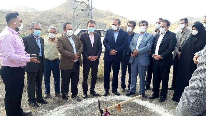 آغاز احداث کارخانه معدن کربنات کلسیم در آوج