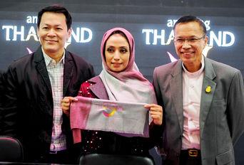 مراسم معرفی سفیر ورزشی و گردشگری تایلند در ایران
