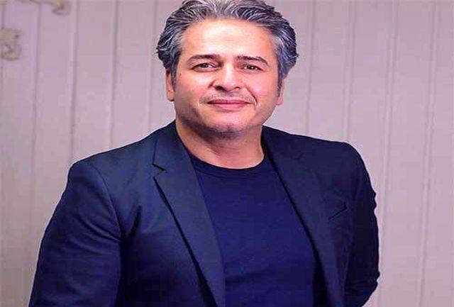 امیر تاجیک برای «دست فرمون» خواند