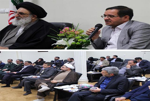 چهل و سومین جلسه شورای فرهنگ عمومی استان البرز تشکیل شد