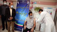 مرحله دوم واکسیناسیون کووید 19 در خراسان شمالی انجام شد