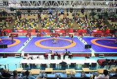 کلینیک داوری و آزمونهای داوران المپیکی قاره آسیا برگزار شد
