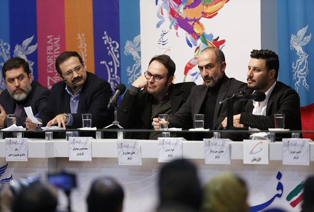 محمدحسین مهدویان: با عقاید خودم فیلم میسازم، فیلمساز وابسته نمیشود
