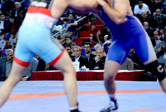 مسابقه درون اردویی در وزن 82 کیلوگرم برگزار میشود