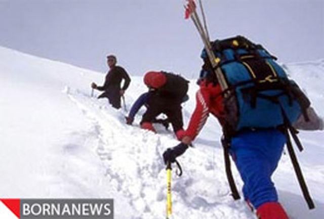 کوهنورد بجنوردی قله «كوژنفسكایا» را فتح کرد