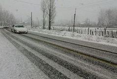 هشدار هواشناسی آذربایجانغربی نسبت به لغزندگی جاده ها