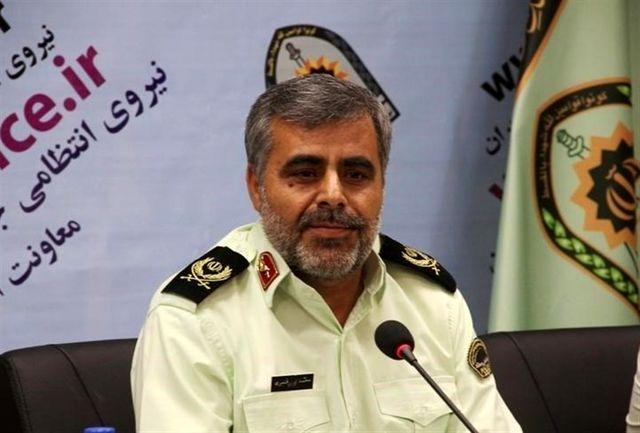 دستگیری ۱۰ متهم تحت تعقیب مقامات قضائی در ایرانشهر