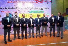 رقابت های پرورش اندام قهرمانی باشگاهی استان جام فجر برگزار شد