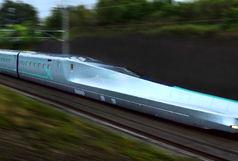 سریعترین قطار جهان رکورد ۳۸۲ کیلومتر بر ساعت را شکست