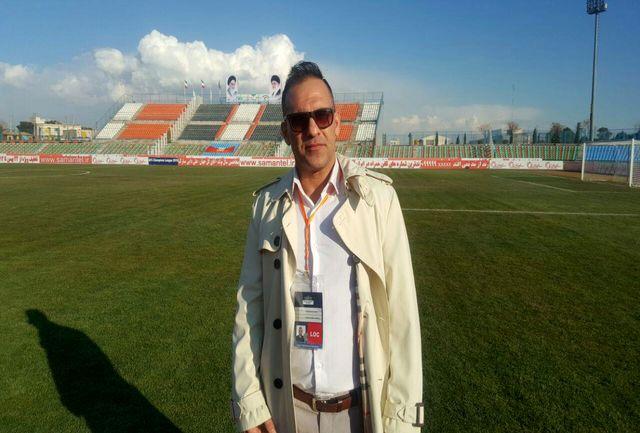 همکاری شورا و شهردار قدس سبب برگزاری اولین دیدار  آسیایی در ورزشگاه شهدای قدس شد