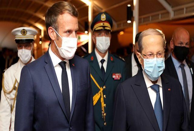 فرانسه لبنان را تهدید کرد