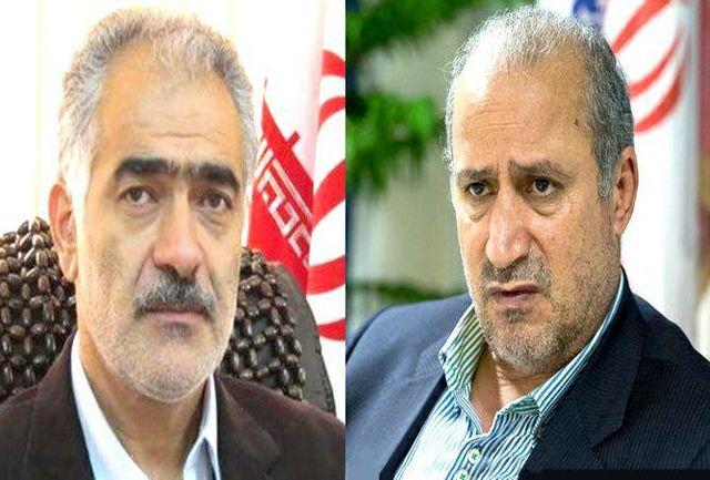 جلسه مشترکی بین تاج و گل محمدی برگزار می شود
