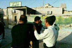 تعقیب و گریز پلیس پایتخت و مزدا 3 در تاریکی شب تهران