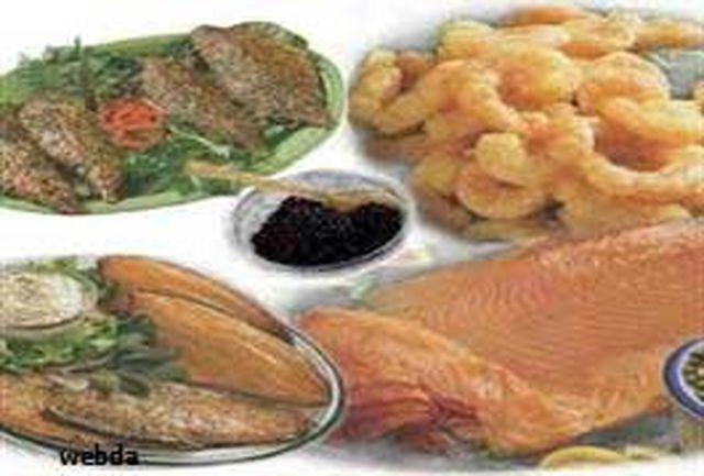 مصرف مواد غذایی دریایی در کاهش ابتلا به سرطانها مؤثر است