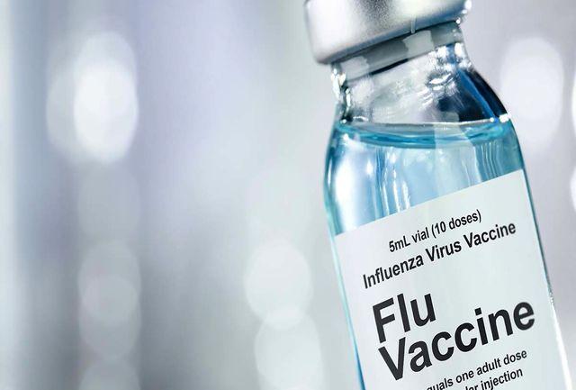 آغاز توزیع واکسن آنفلوآنزا در استان کرمانشاه