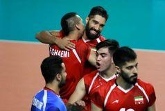 والیبال ایران اول آسیا، هشتم جهان