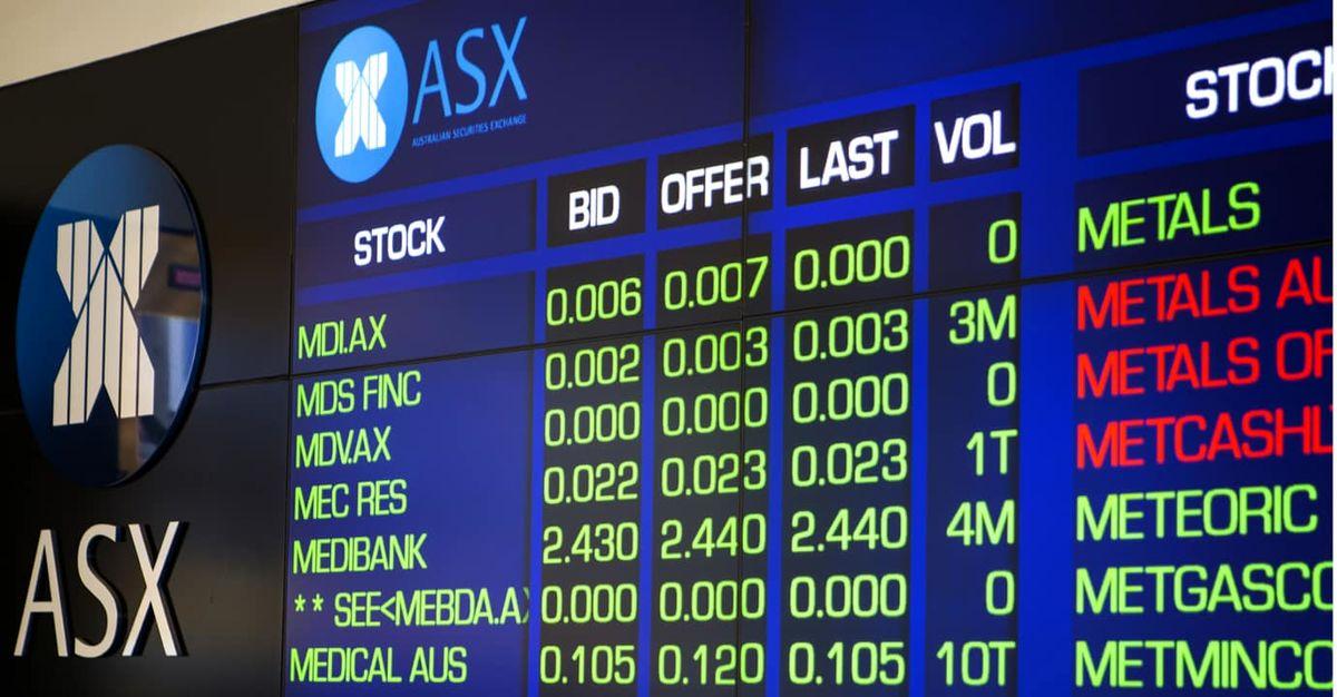 نوسان در سهامهای آسیا و اقیانوسیه