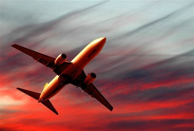 فرود اضطراری هواپیمایی معراج در فرودگاه مهرآباد
