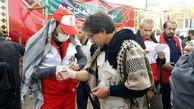 امداد رسانی هلال احمر به 7 هزار زائر اربعین