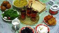 در ماه رمضان چه بخوریم ؟