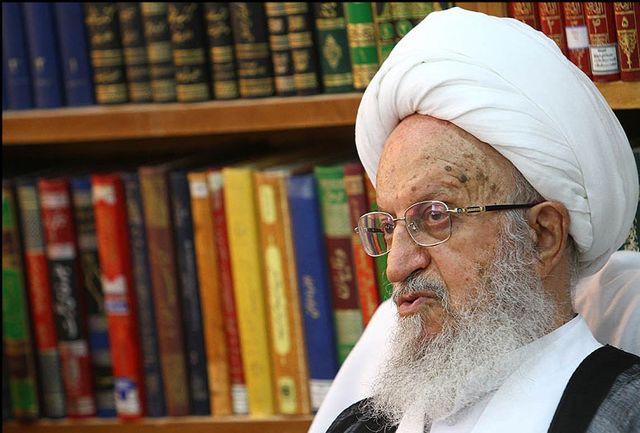 انتقاد آیتالله مکارم شیرازی از بیانصافی برخی تجار و کسبه