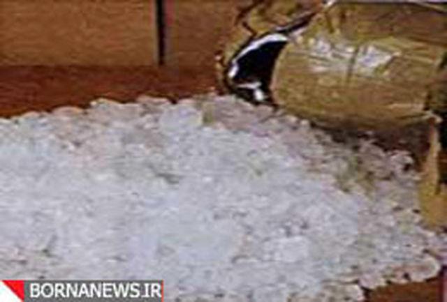 باند مسلح تولید ماده مخدر شیشه در مشهد متلاشی شد