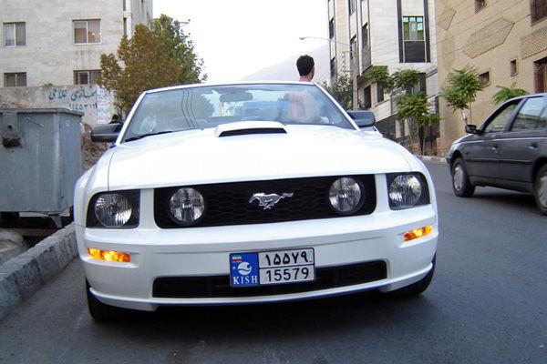 خودروهای لاکچری آمریکایی حق تردد در جادههای کشور را ندارند