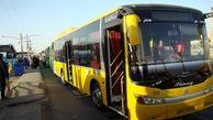 احداث خط اتوبوس BRT بلوار آیتالله بروجردی تا پایان سال 1400