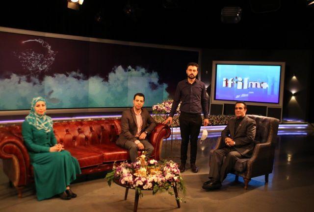 چنگیز حبیبیان  مهمان عیدانه تلویزیون