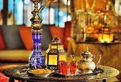 پلمب چایخانه زیرزمینی با  ۲۲۳  قلیان در اصفهان