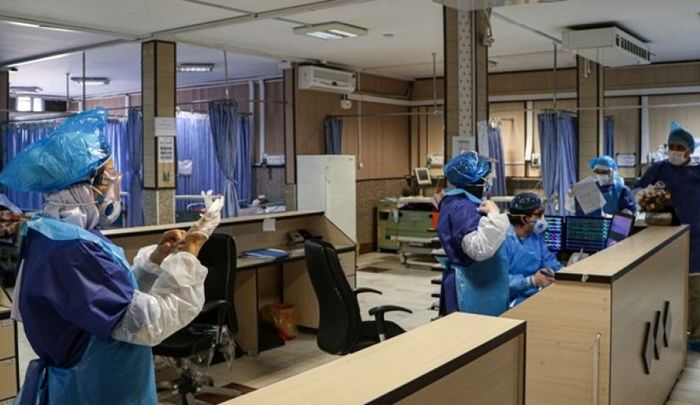 پزشکان بدون مرز در ایران مرکز درمانی کرونا راه اندازی کردند