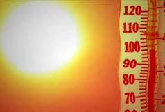 هوای قم گرمتر از تابستان می شود