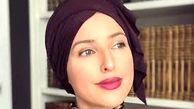 چرا یک دختر آمریکایی حجاب را میپذیرد؟ پاسخ جالب خواننده تازه مسلمان شده آمریکا / ببینید