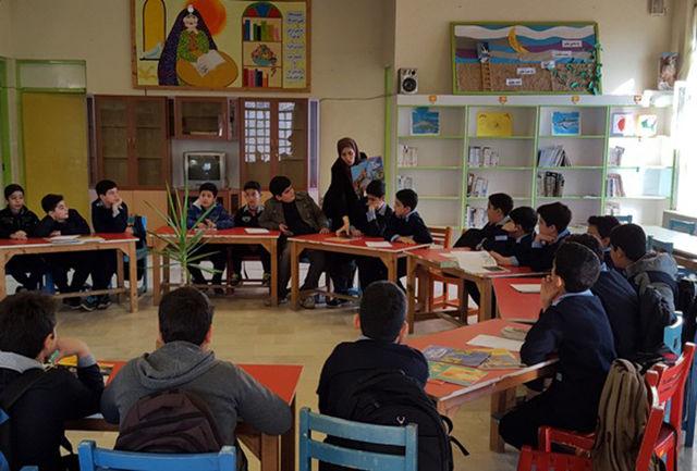 اجرای طرح کانون مدرسه درمراکزفرهنگی هنری استان گیلان آغاز شد