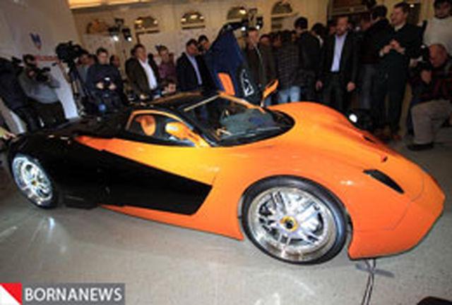 خودروی اسپورت روسی به بازار آمد
