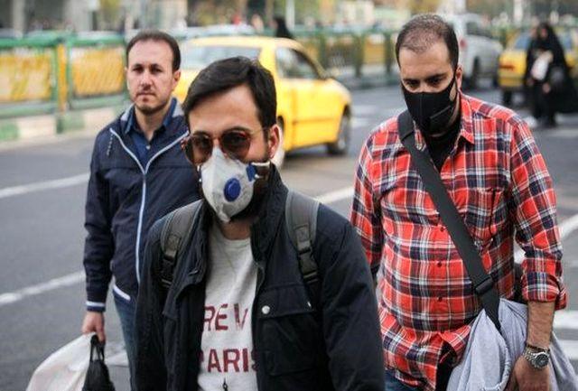 پیدا شدن دوباره  سر و کله بوی نامطبوع تهران