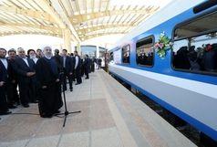 اتصال کرمانشاه به شبکه سراسری راه آهن کشور