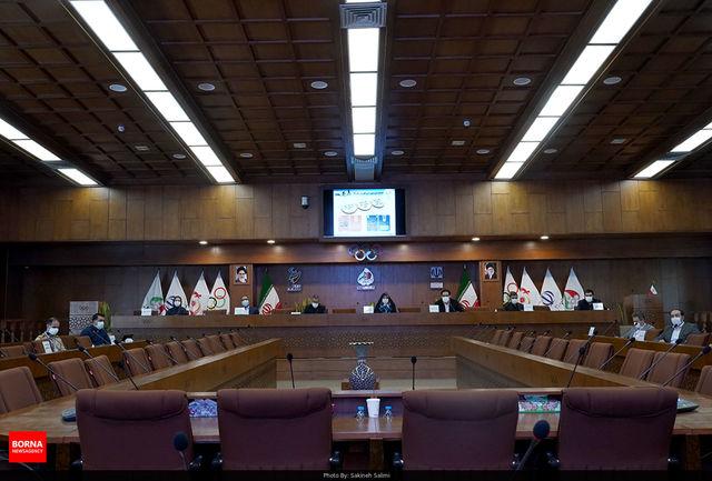 مجمع عمومی سالیانه فدراسیون ترایاتلون برگزار شد