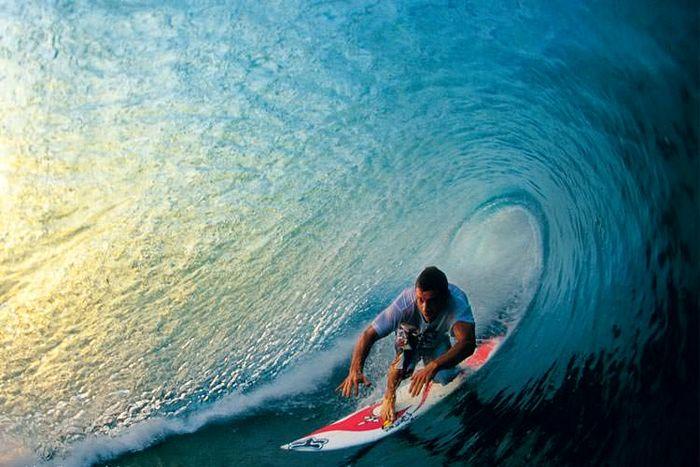 موجسواری در اقیانوسهای نامیبیا/ ببینید
