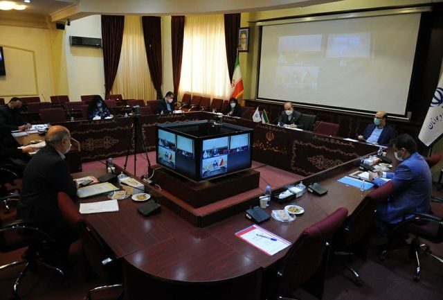 نشست شورای معاونین وزارت ورزش و جوانان برگزار شد