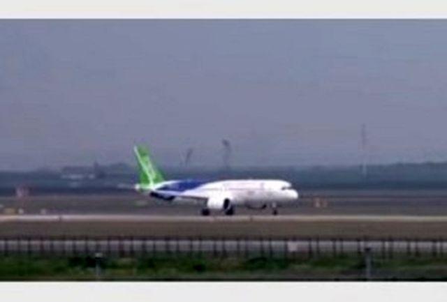 فرود اضطراری هواپیمای بمبئی در زاهدان