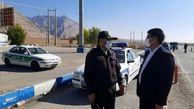 فرماندار چرداول از روند اجرای محدودیتها در سطح مناطق مختلف شهرستان بازدید کرد